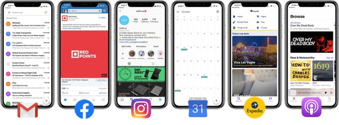 Most common used apps use portrait mode on phones