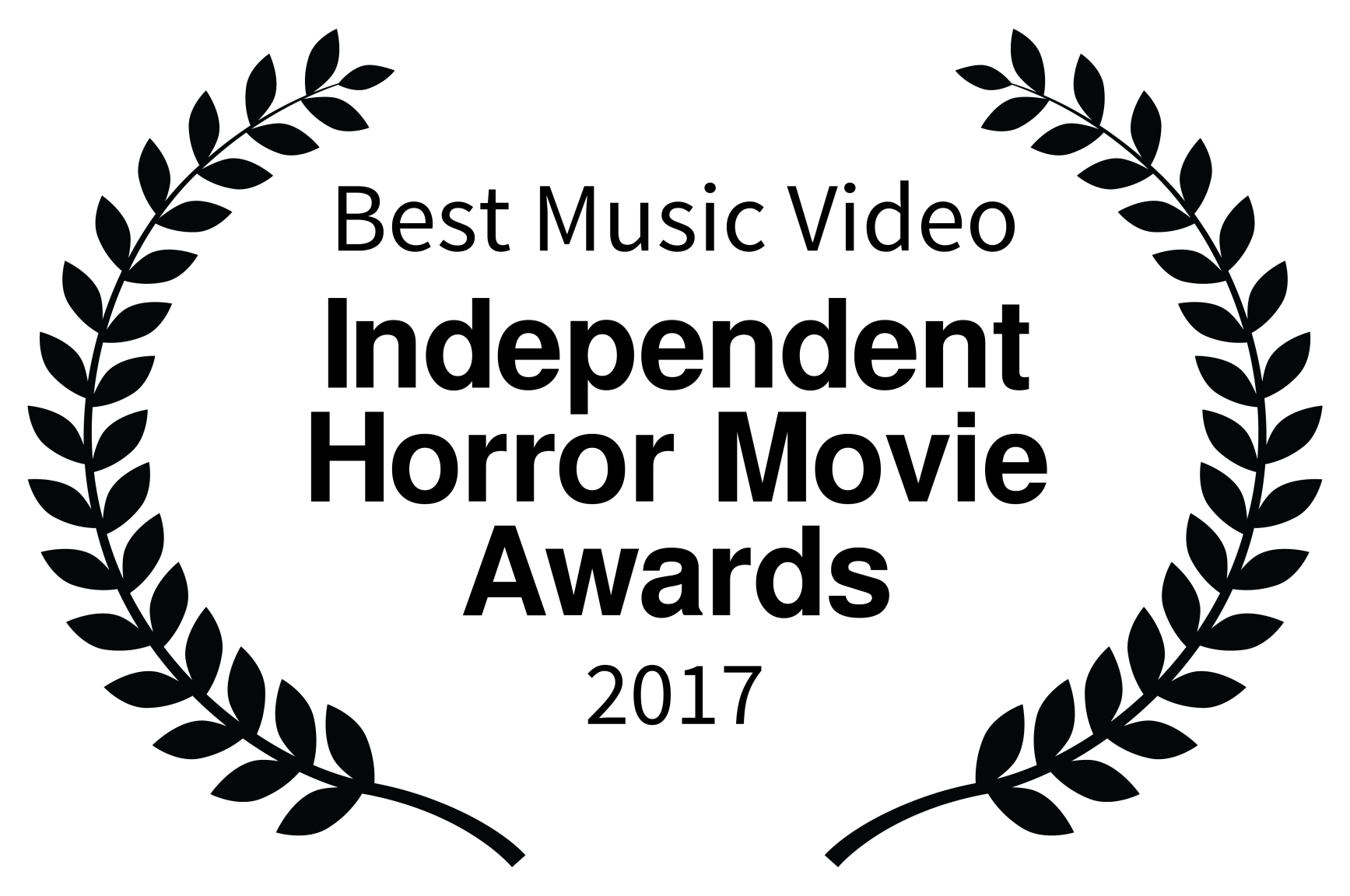 Best Music Video - Independent Horror Movie Awards - 2017.png