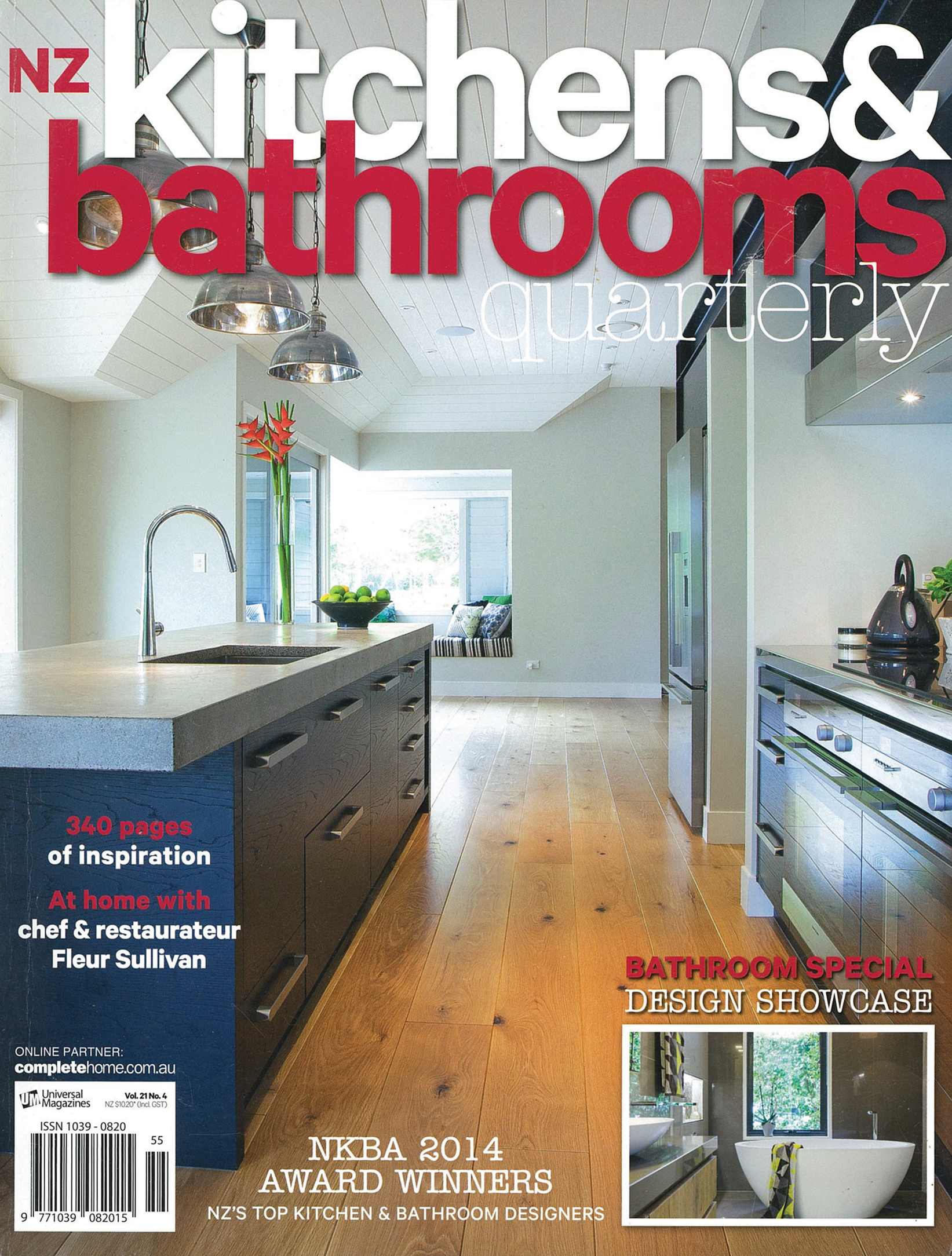 NZ Kitchens & Bathrooms Quarterly