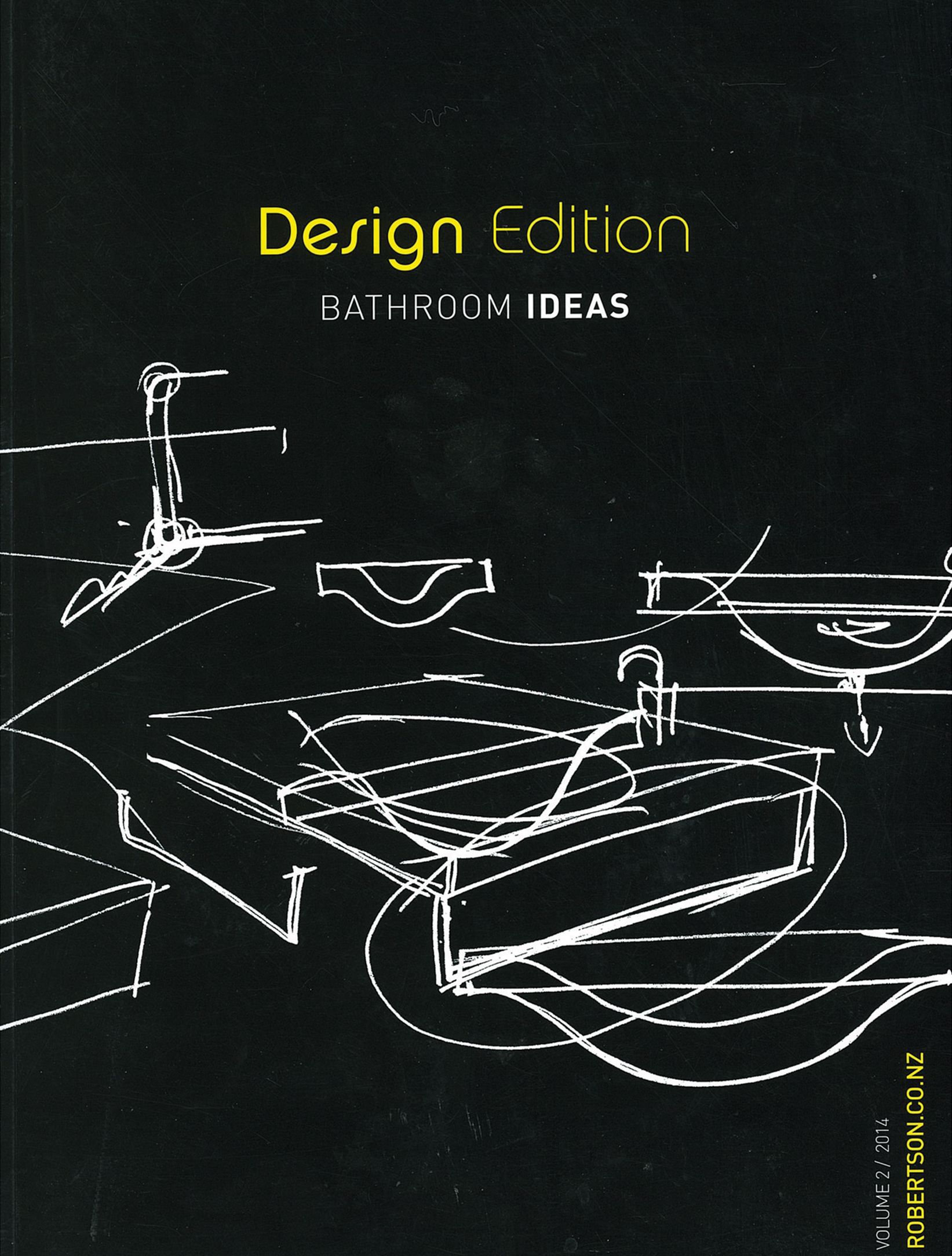 Design Edition: Bathroom Ideas