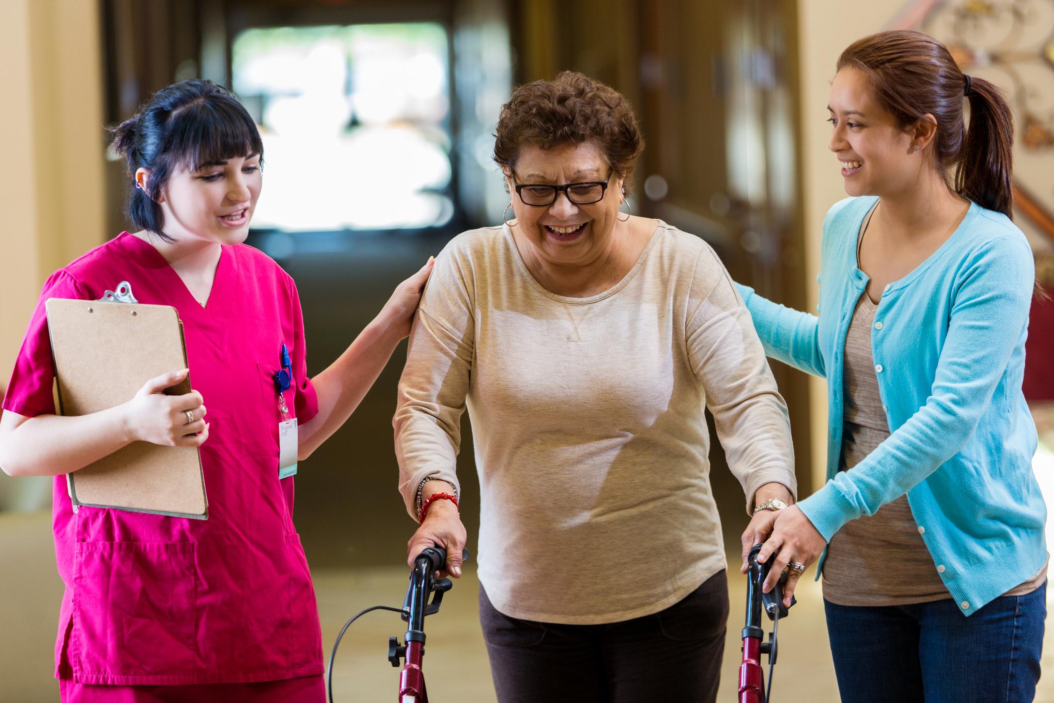 NUrsing - Decades of Compassionate Care