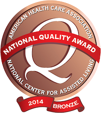 National Healthcare Association Q Award