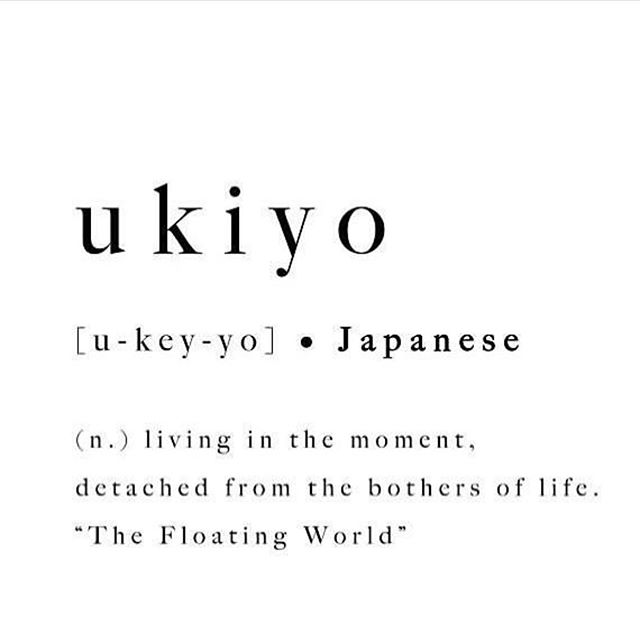 the beauty of living in this moment. #ukiyo via: @teneilkablephoto thank you for the inspo!! ❤️❤️