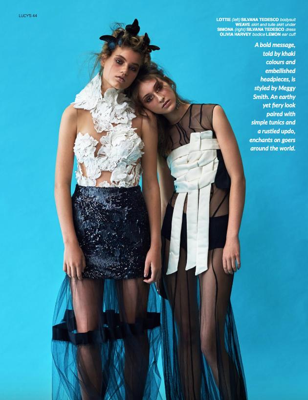 lucys magazine - Stylist Meggy Smith