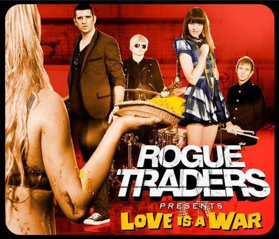 Rogue Traders with mindi jackson