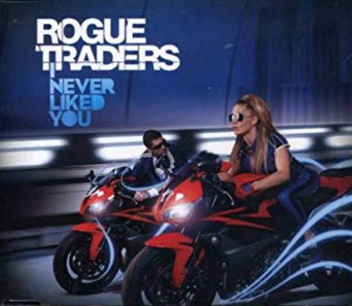 rogue traders clip and album cover