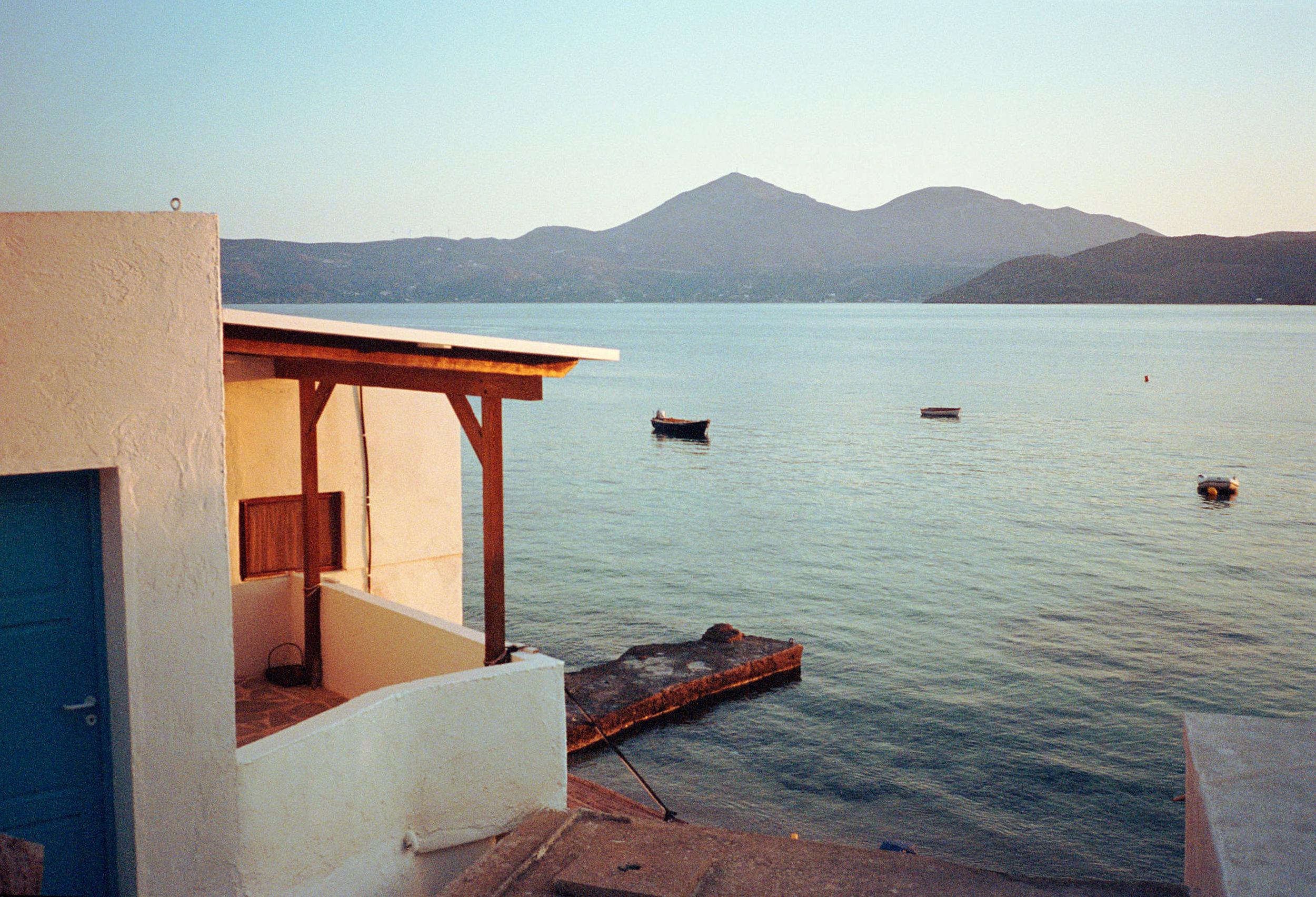 Arsenii Vaselenko Greece