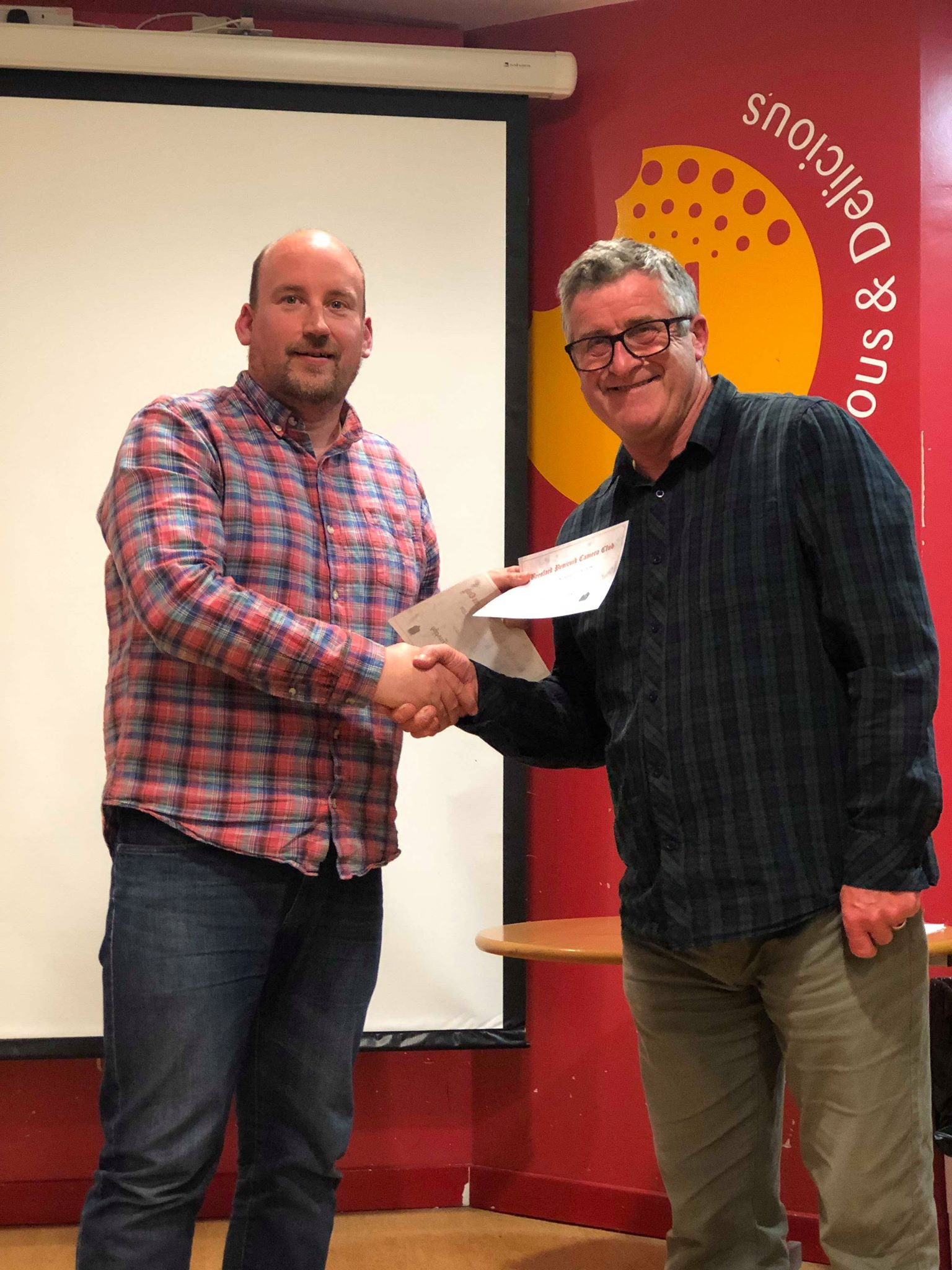 3rd PLACE - Dougie Allan (Joint)
