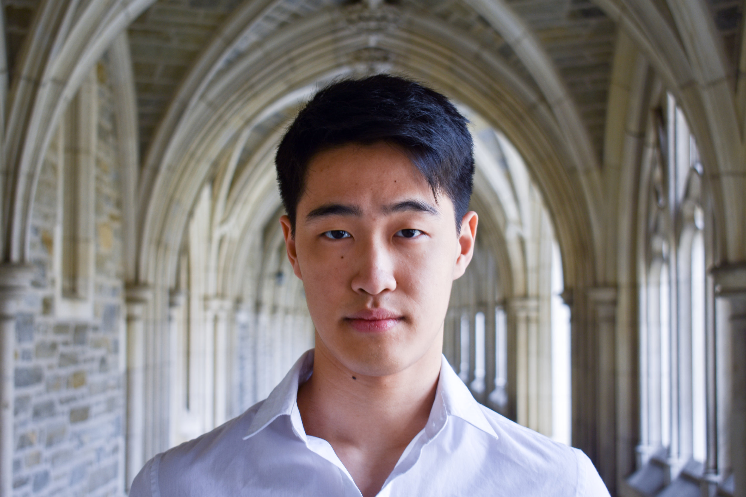 Brian Kang / Chemical and Biological Engineering