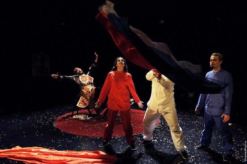 Consulting, magie pour l'opéra. Ba-Ta-Clan, par la compagnie Les brigands.
