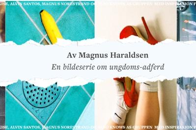 Identitet og utvikling - En fotoserie av Magnus Haraldsen