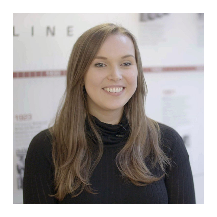 """The company is very inclusive. The atmosphere is really good and everyone can speak to each other, it doesn't matter what your role is or where you sit within the organisation.Generally the staff are all encouraged to be involved in everything that is going on"" - Emily Browning IT Analyst"