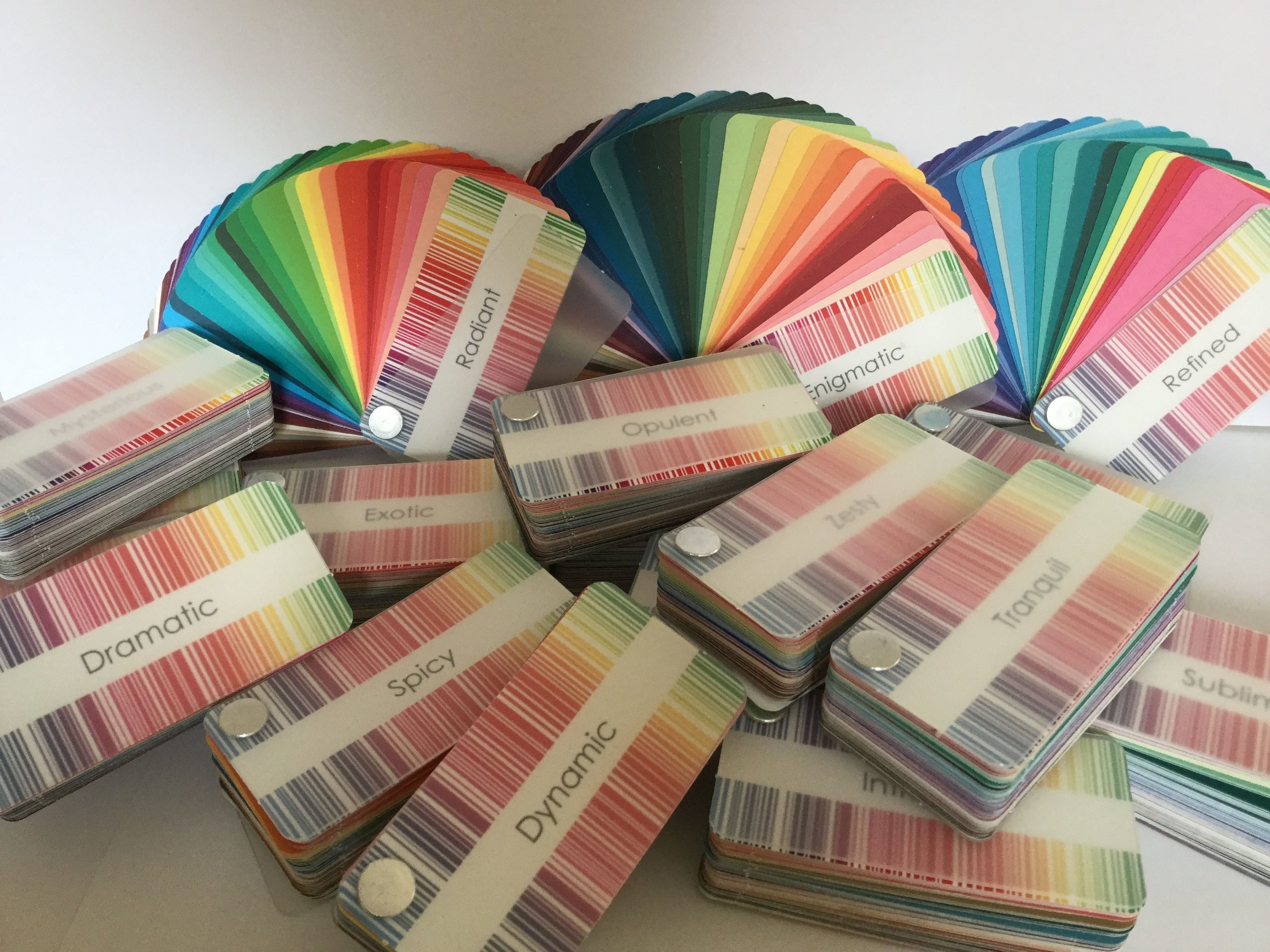 Colour Properties and Colour Analysis -