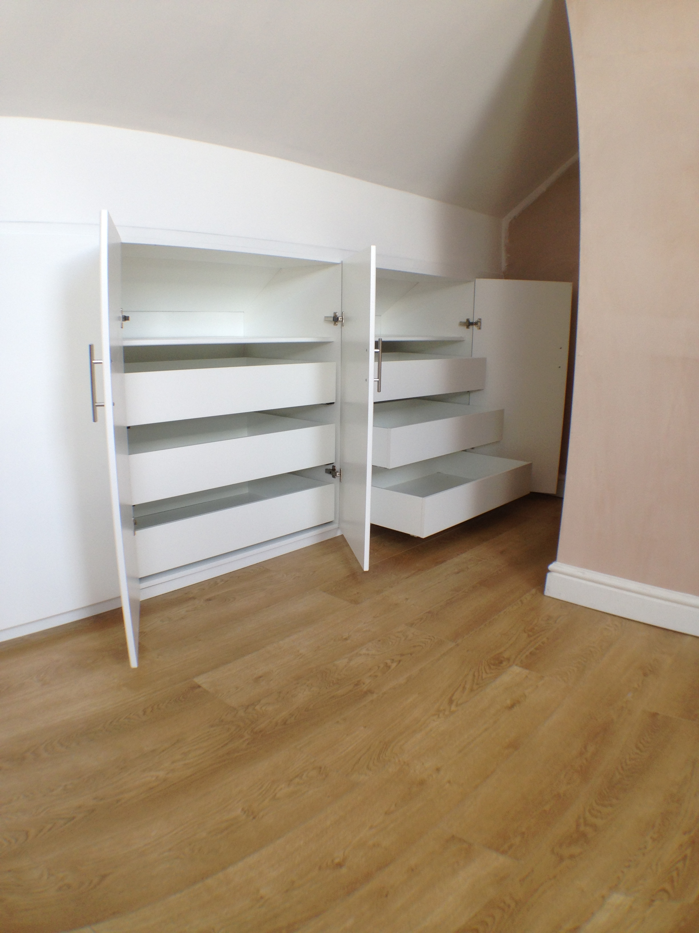 Cardiff - Attic Storage