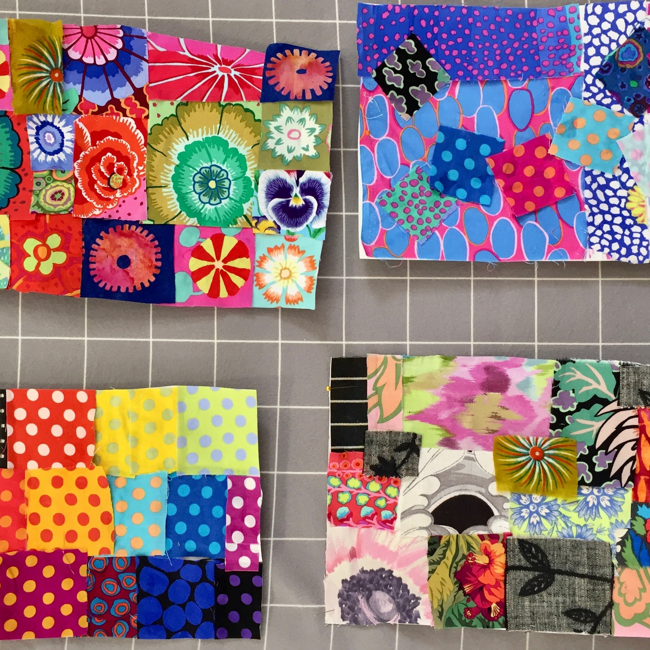 Exploring Colour - with Kaffe Fassett and Brandon Mabley, July 2017 & July 2018
