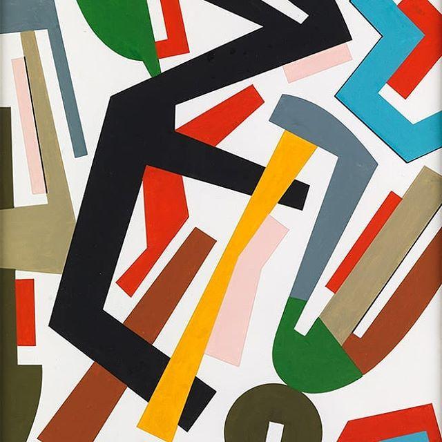 Frédéric de Luca(b. 1949) Jardin du Maroc Gouache on paper: 45 x 36 cm Signed & Dated2016  @johnadamsfineart @fair_for_saatchi .  #saatchigallery