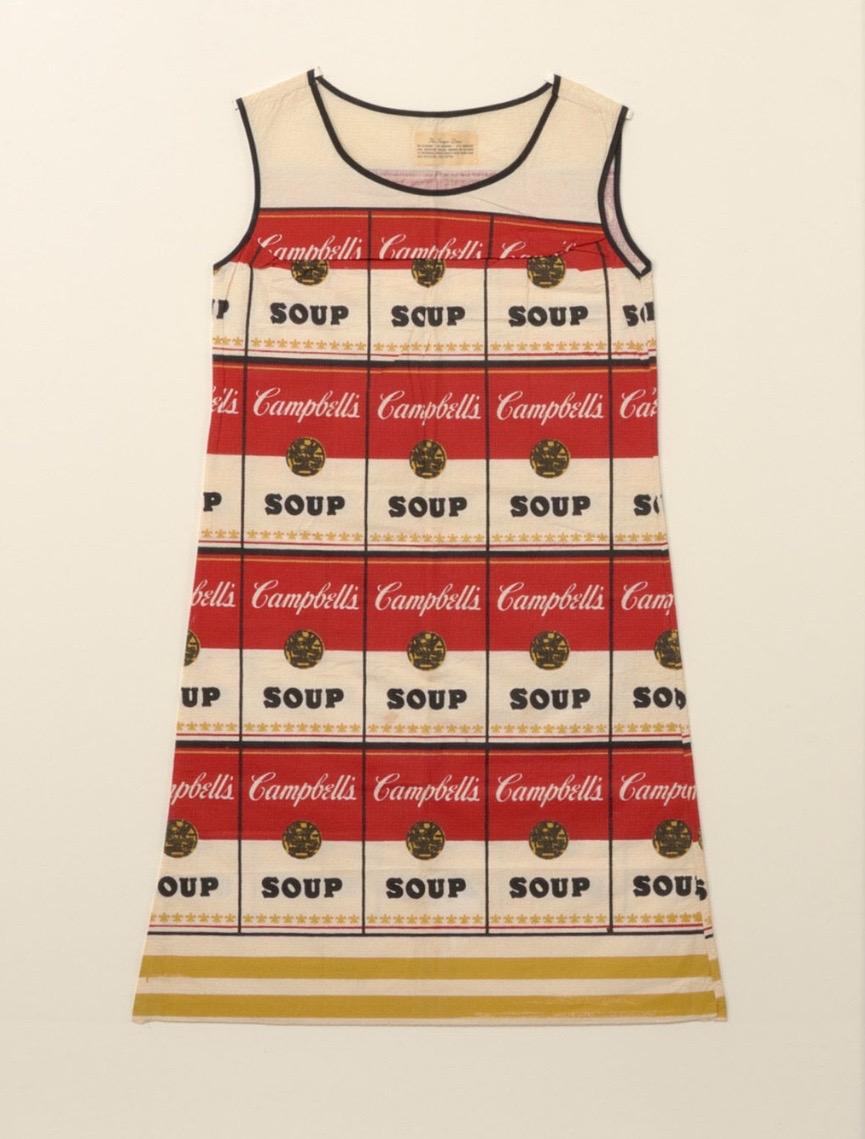 Andy Warhol Souper Dress (1965), large edition print