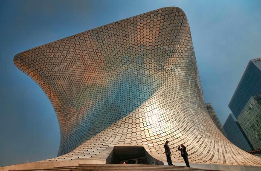 La capital mexicana a flor de piel
