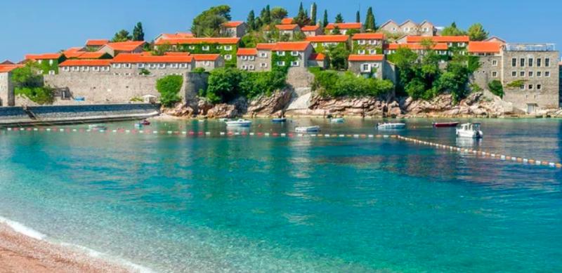 La costa de Montenegro, el secreto mejor guardado de Europa