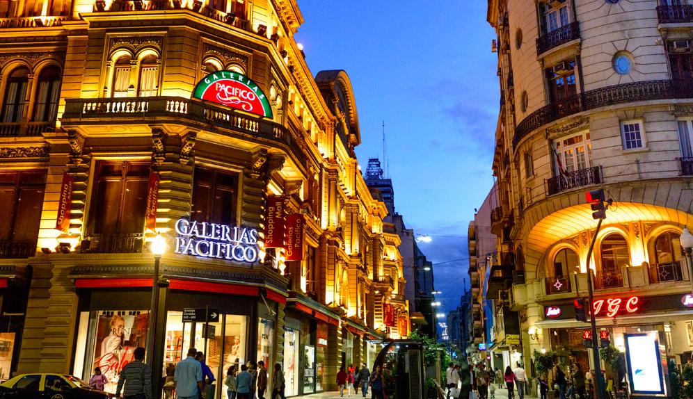 Buenos Aires para noctámbulos