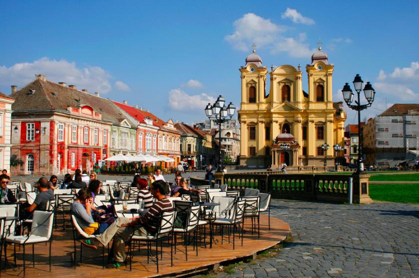 Timisoara, la introducción perfecta a Rumanía