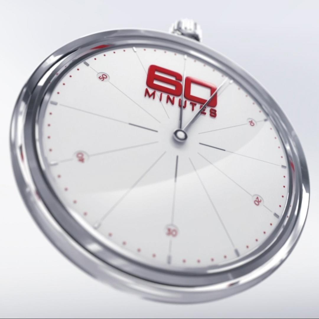 60 Minutes  Rebrand