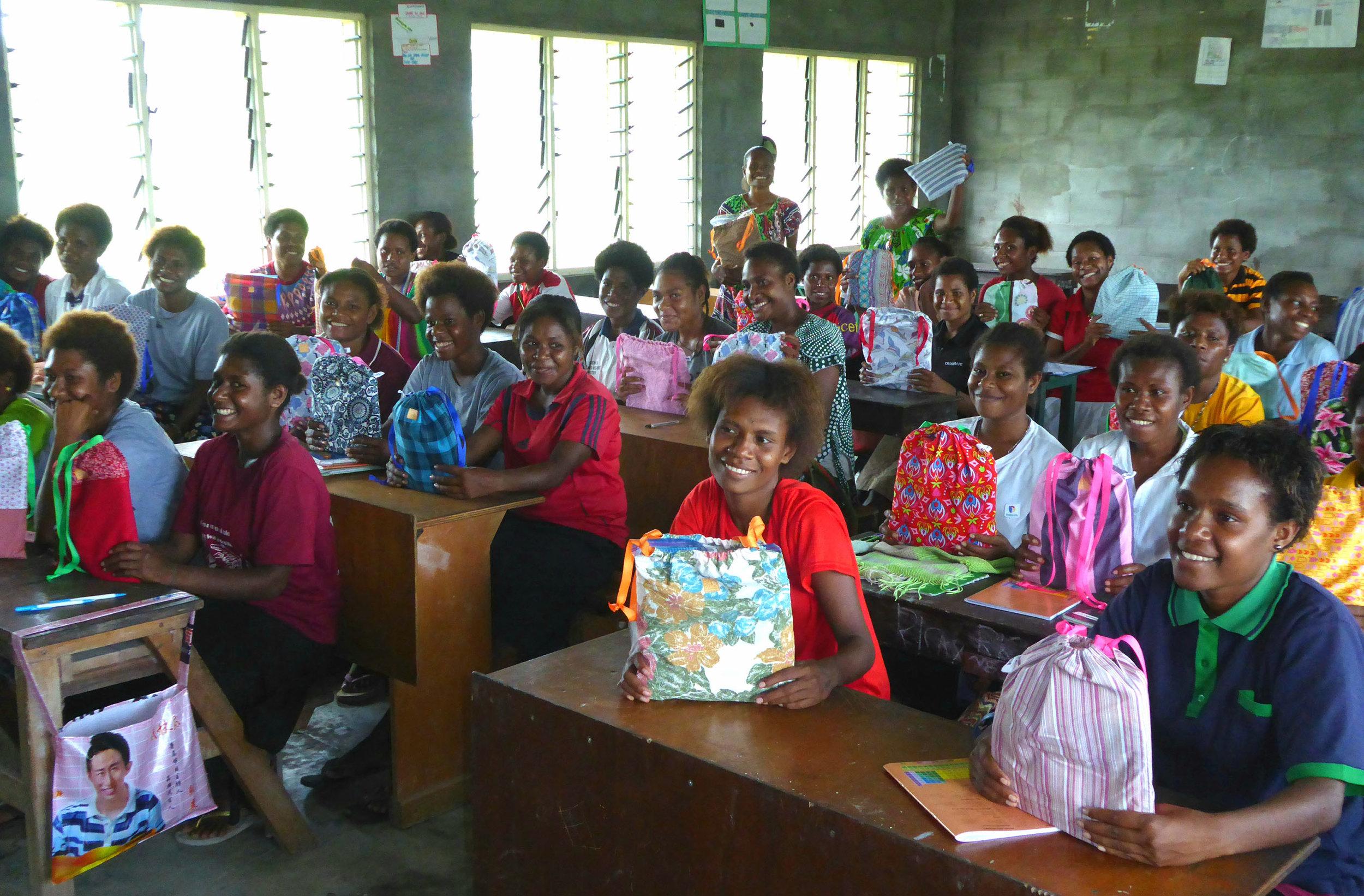 E - Days for Girls at Angoram High School 28.jpg