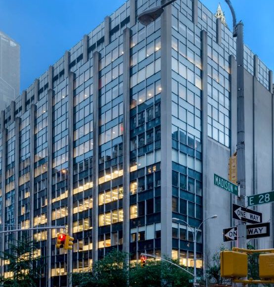 63 Madison Ave    -  Replacement/ Modernization