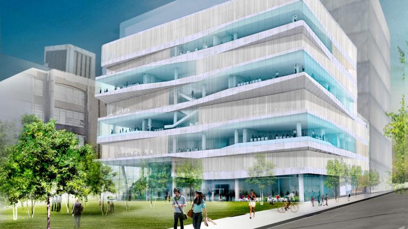 Columbia Business School Site 6B    -  New Construction