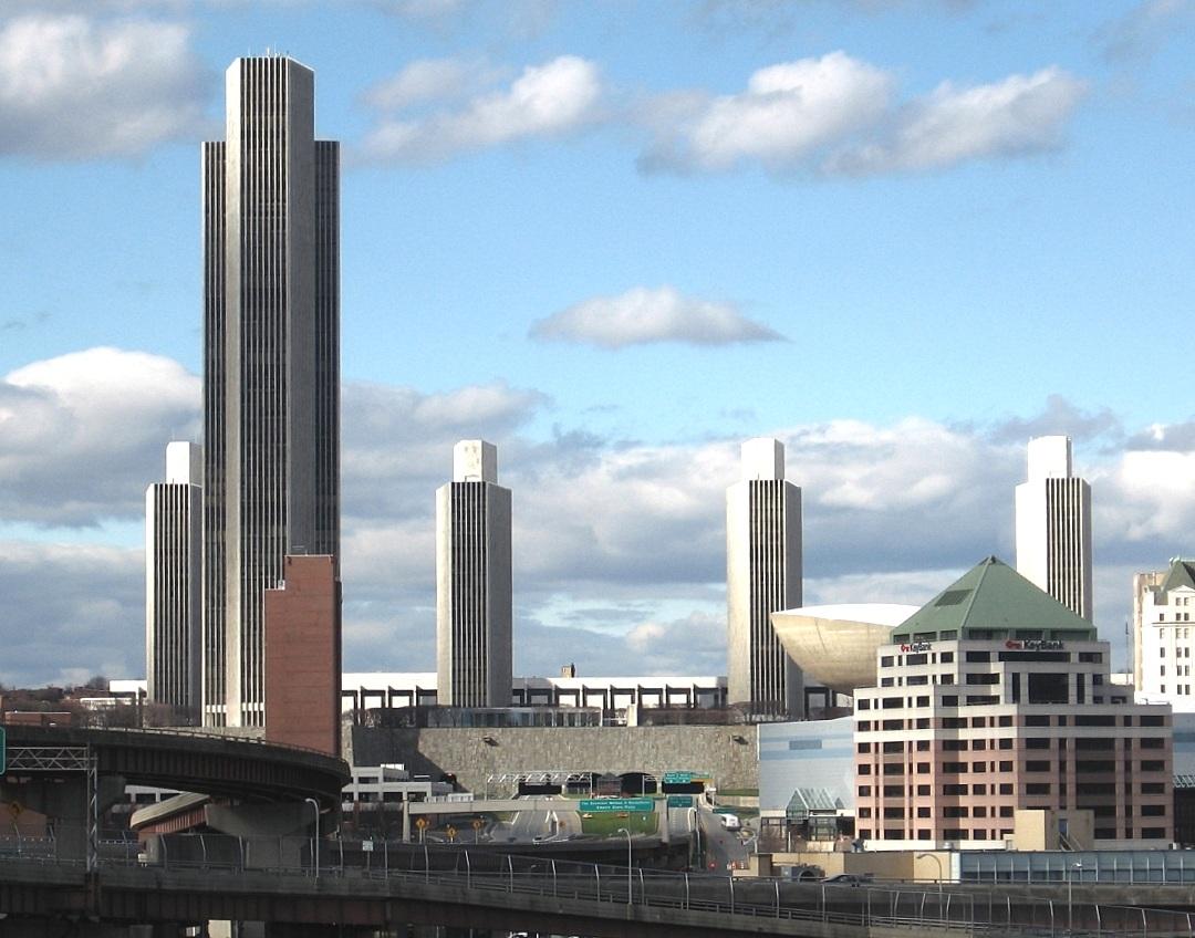 Corning Tower, Albany NY    -  Replacement/Modernization