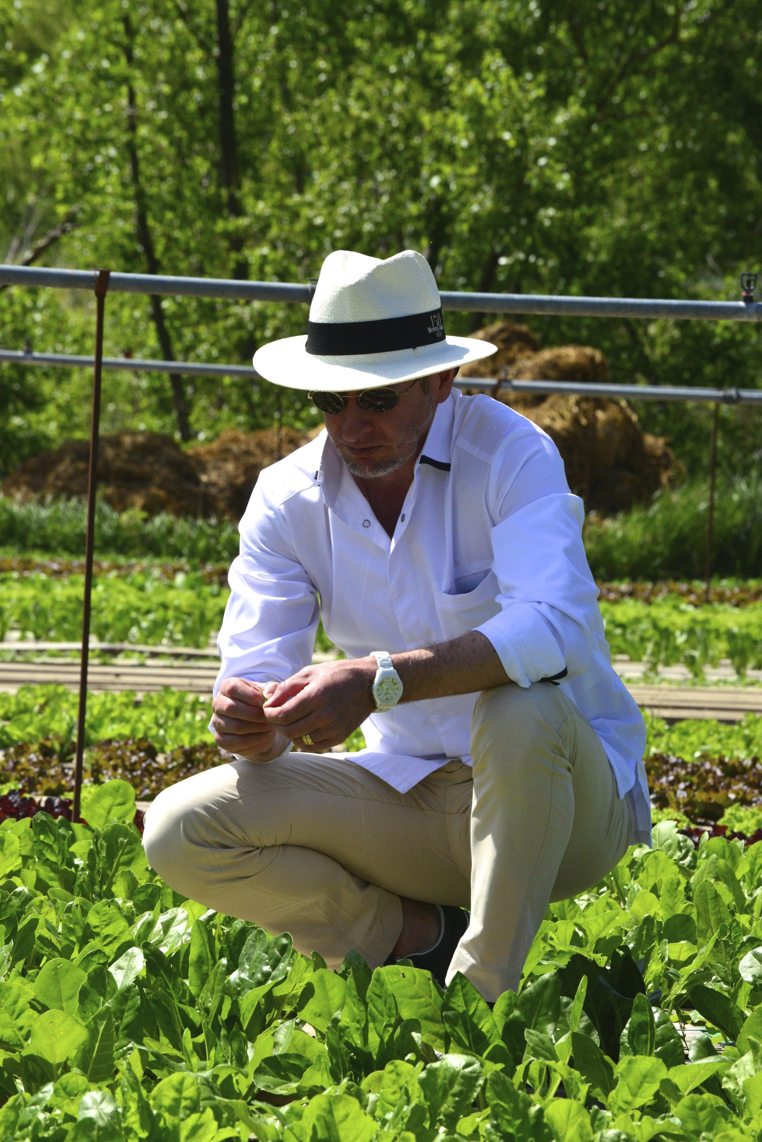 Cultiver son jardin pour mieux comprendre la Nature @TheBioChef