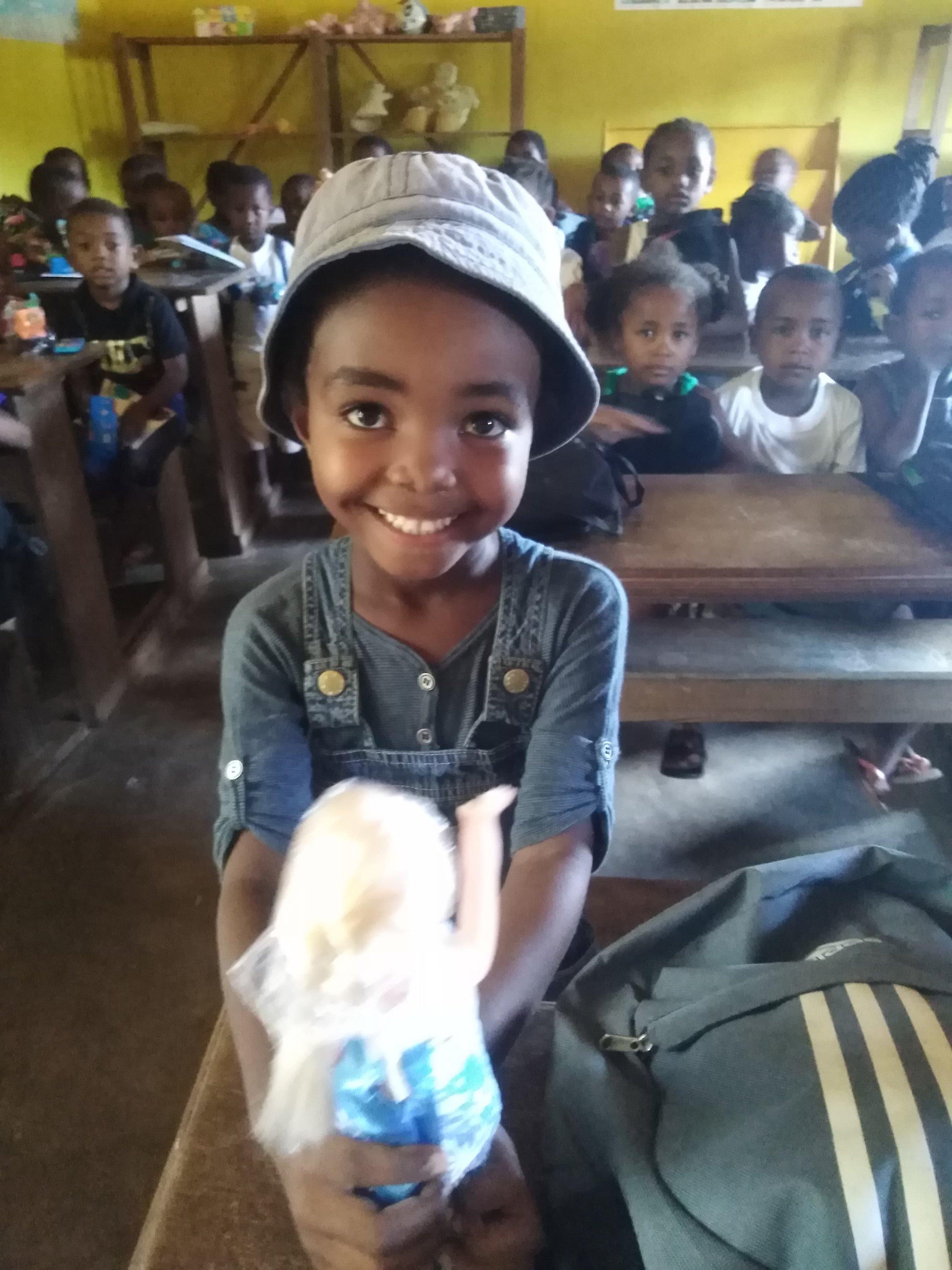 Azirata Zara Zaïmah, Ambassadrice Officielle de l'Association Bio Chef Global Spirit pour la région de l'Ankarana à Madagascar > Cultiver la différence, se nourrir des autres @TheBioChef Global Spirit Association