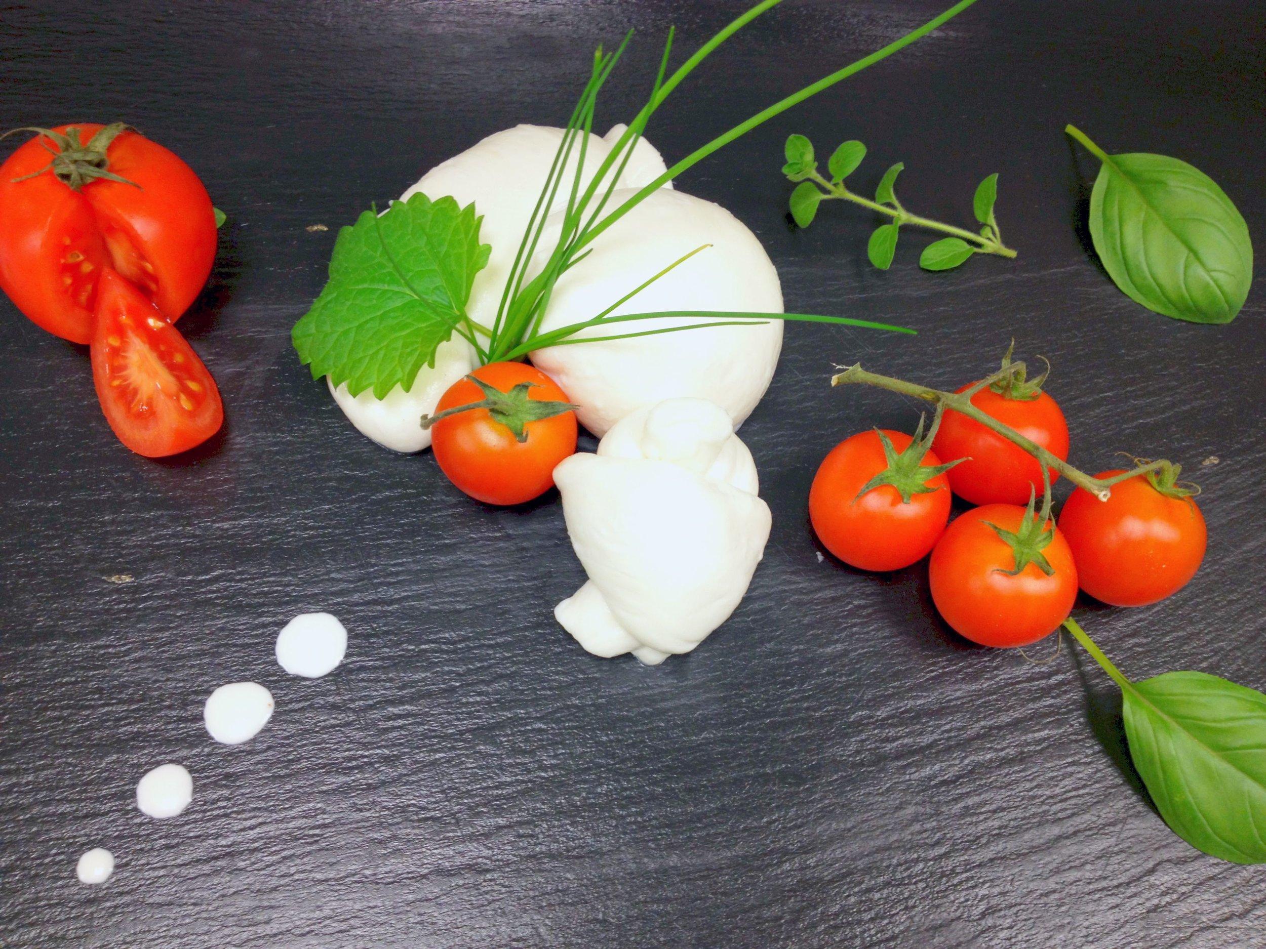 Tomate Mozzarella - > Découvrir la recette