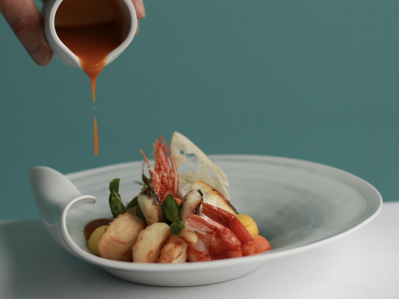 """""""Un regard, un œil, une saveur, un secret, une recette… pour le plaisir de cuisiner avant de déguster. - Je partage ici quelques unes de mes créations culinaires.""""_ Courtesy of TheBioChef"""