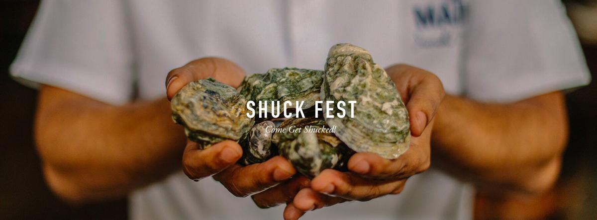 The MAINE Street Eatery Studio City Dubai Shuck Fest