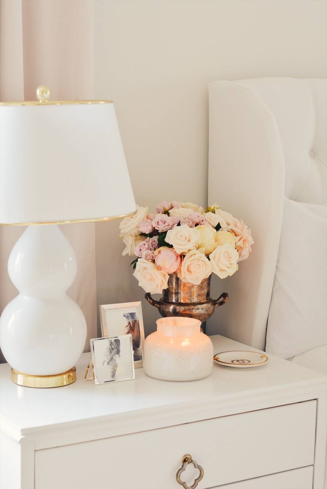 Afloral Silk Flowers & The Best Ginger Jar Vases  - The Pink Dream.jpeg