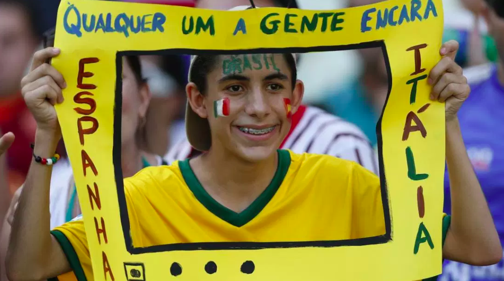 Brazil's pursuit of the World Cup means millions of tons of junk TVs