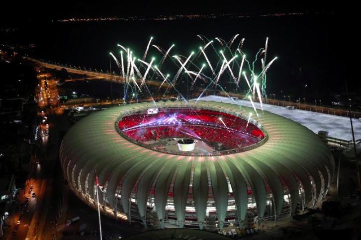 Brazil Risks World Cup Disaster