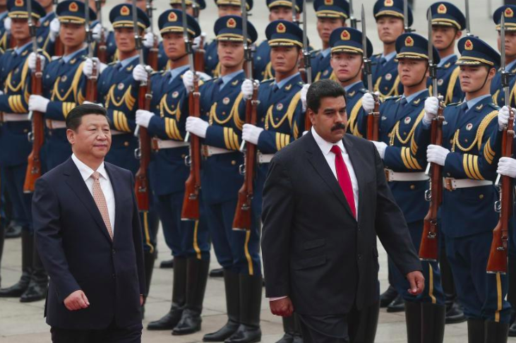 As China Keeps Venezuela Afloat, Maduro Wants To Be Friends