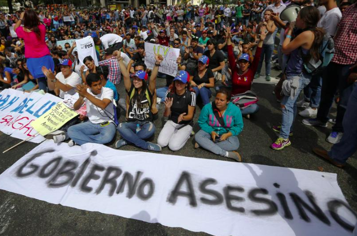 Venezuela: The Numbers Behind the Anger