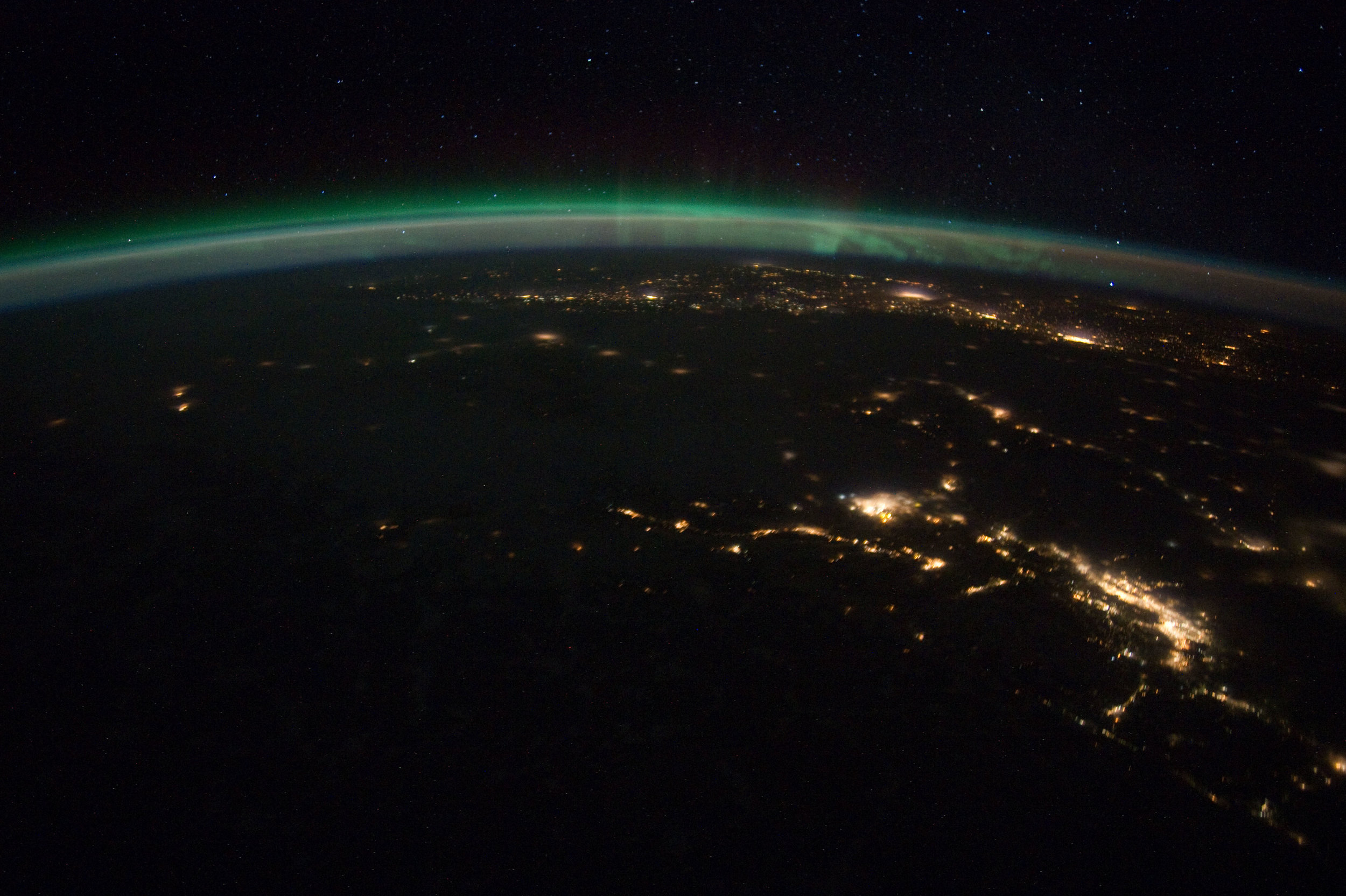 How Space Photography is Helping Fight Light Pollution