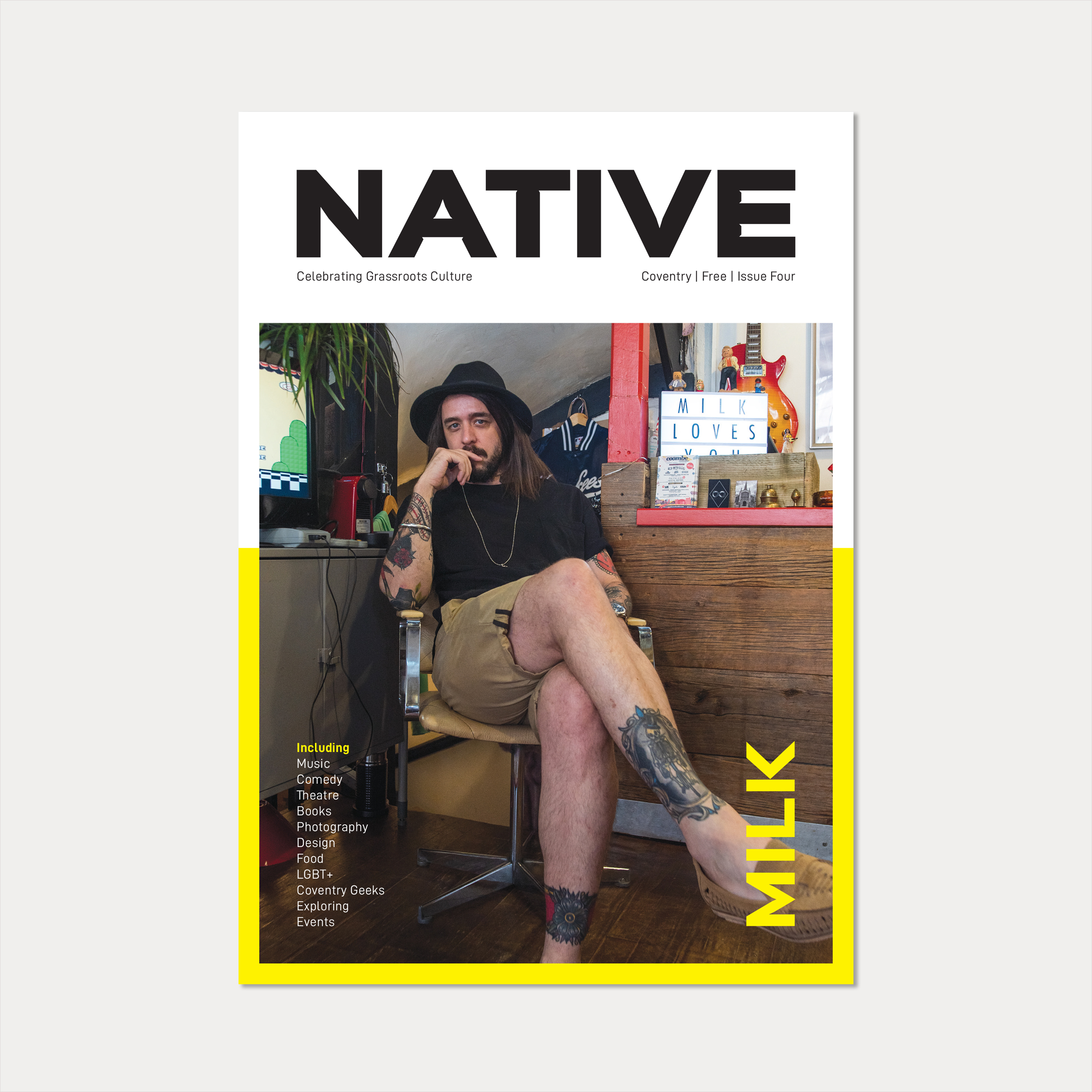 Issue Four     FREE