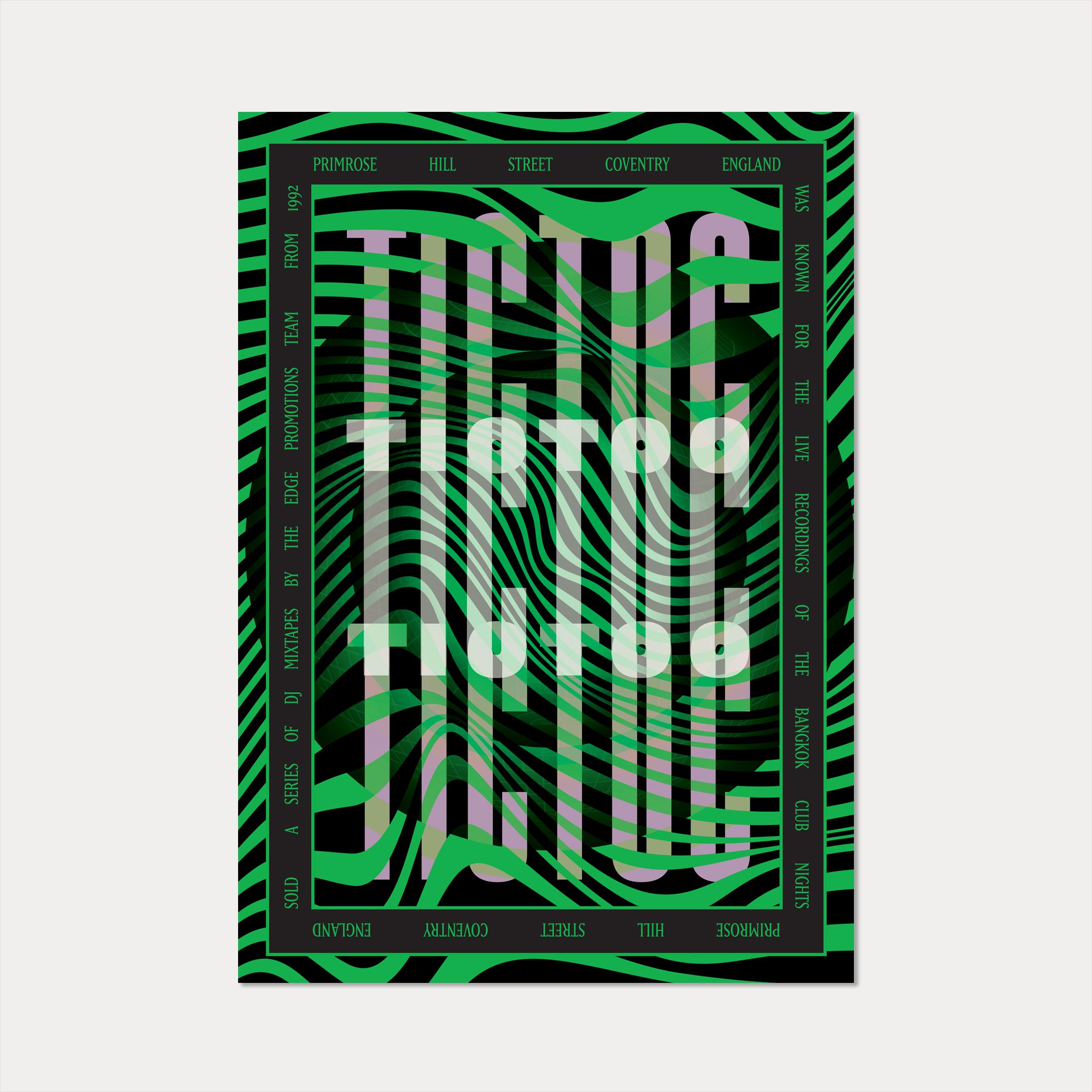 Tic Toc Print     £25