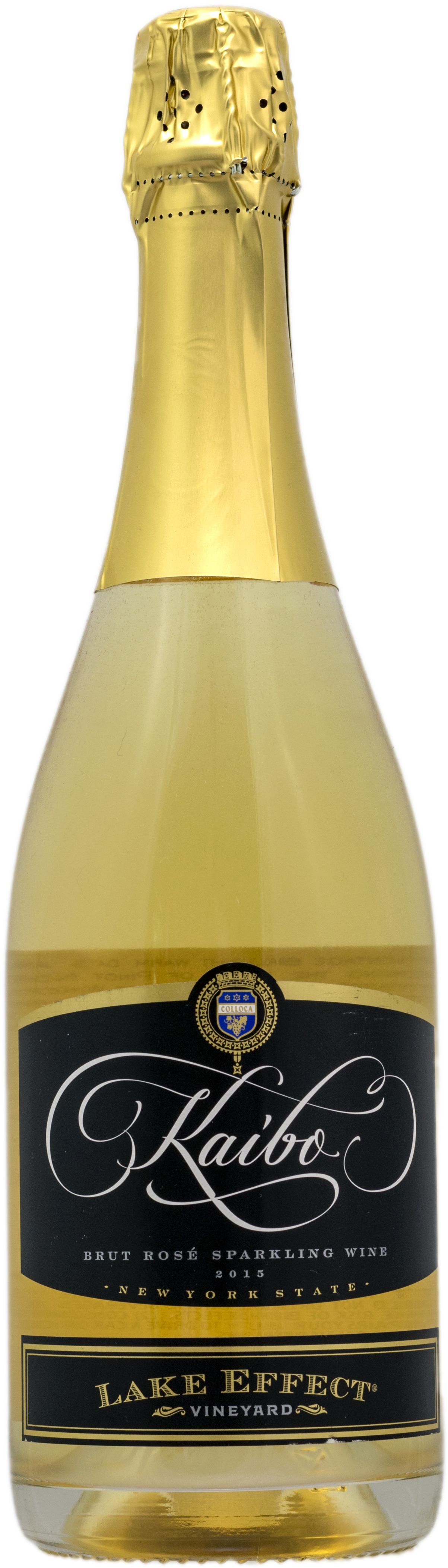 2015 Colloca Estate Lake Effect Vineyard® 'Kaibo Sparkling Brut -