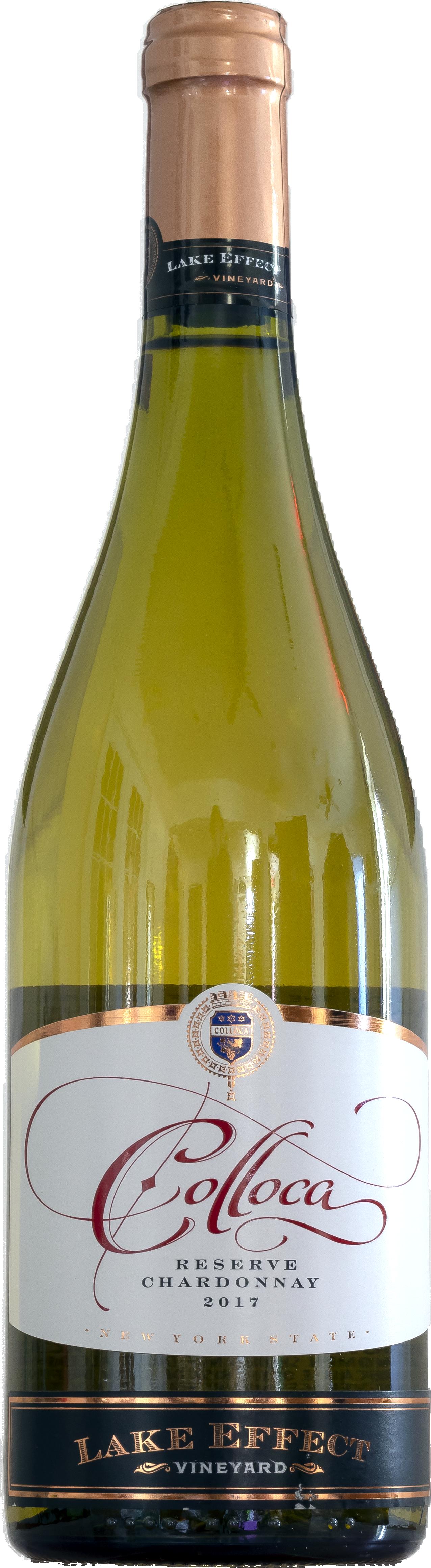 2017 Colloca Estate Lake Effect Vineyard® Reserve Chardonnay -