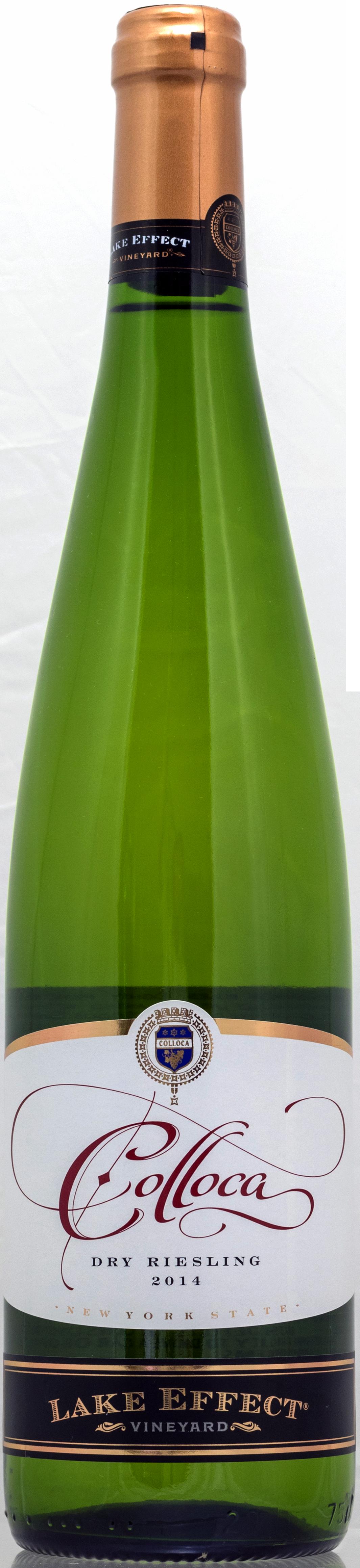 2013 Colloca Estate Lake Effect Vineyard® Dry Riesling -