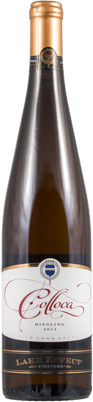 2014 Colloca Estate Lake Effect Vineyard® Riesling -