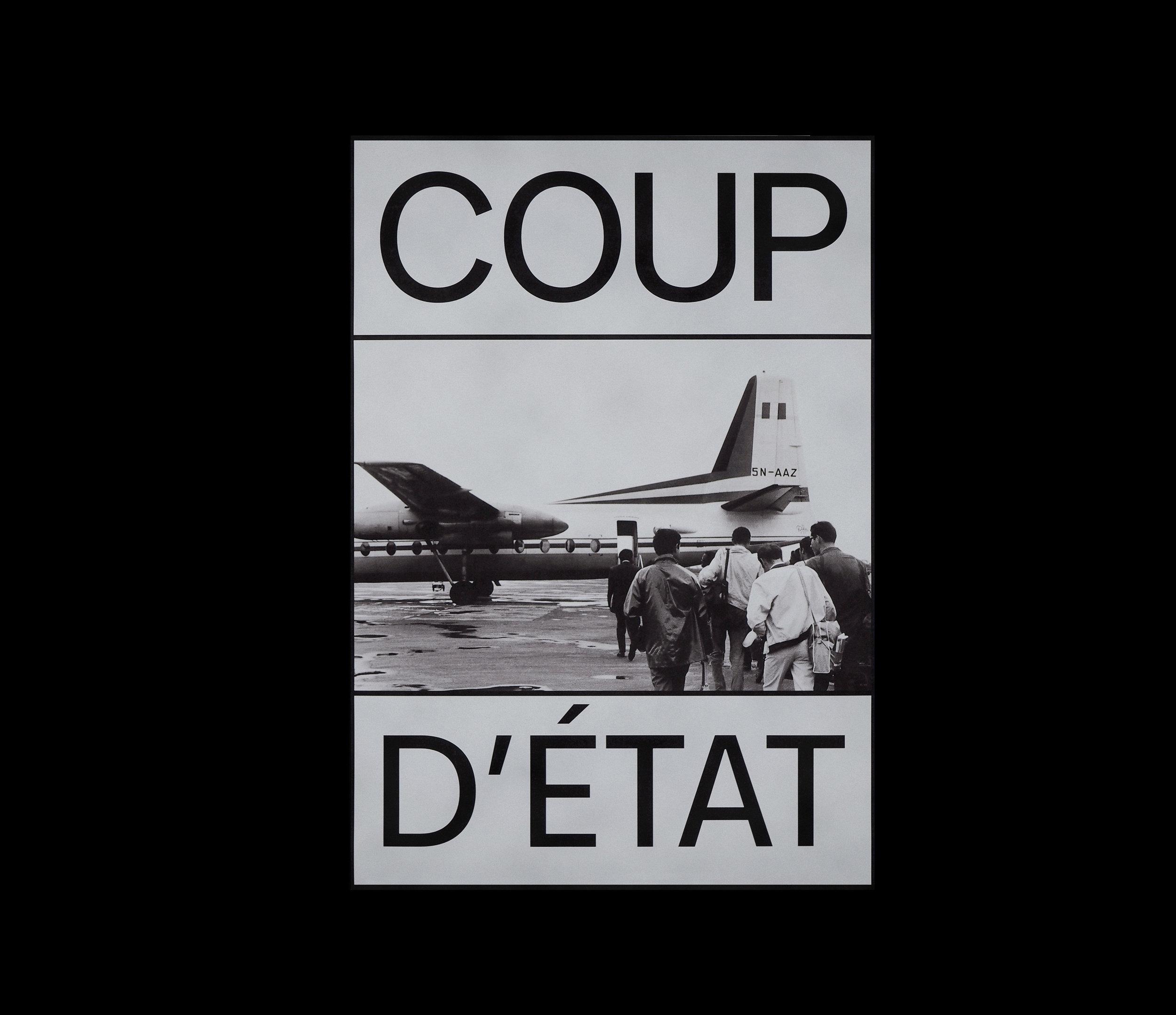 COUP D'ÉTAT
