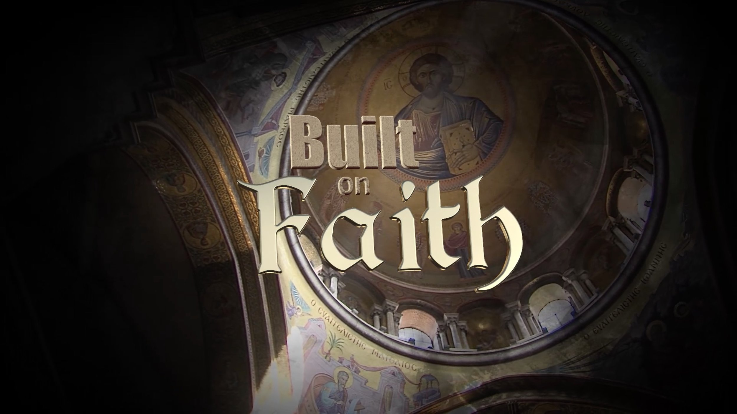 Built on Faith: Church of the Holy Sepulchre - The Church of the Holy Sepulchre in Jerusalem, steeped in tradition and mystery, contains two of the Holiest sites in Christendom: Golgotha, the place where Jesus was crucified, and the empty tomb, the site of the Resurrection.DunnMedia for EWTN