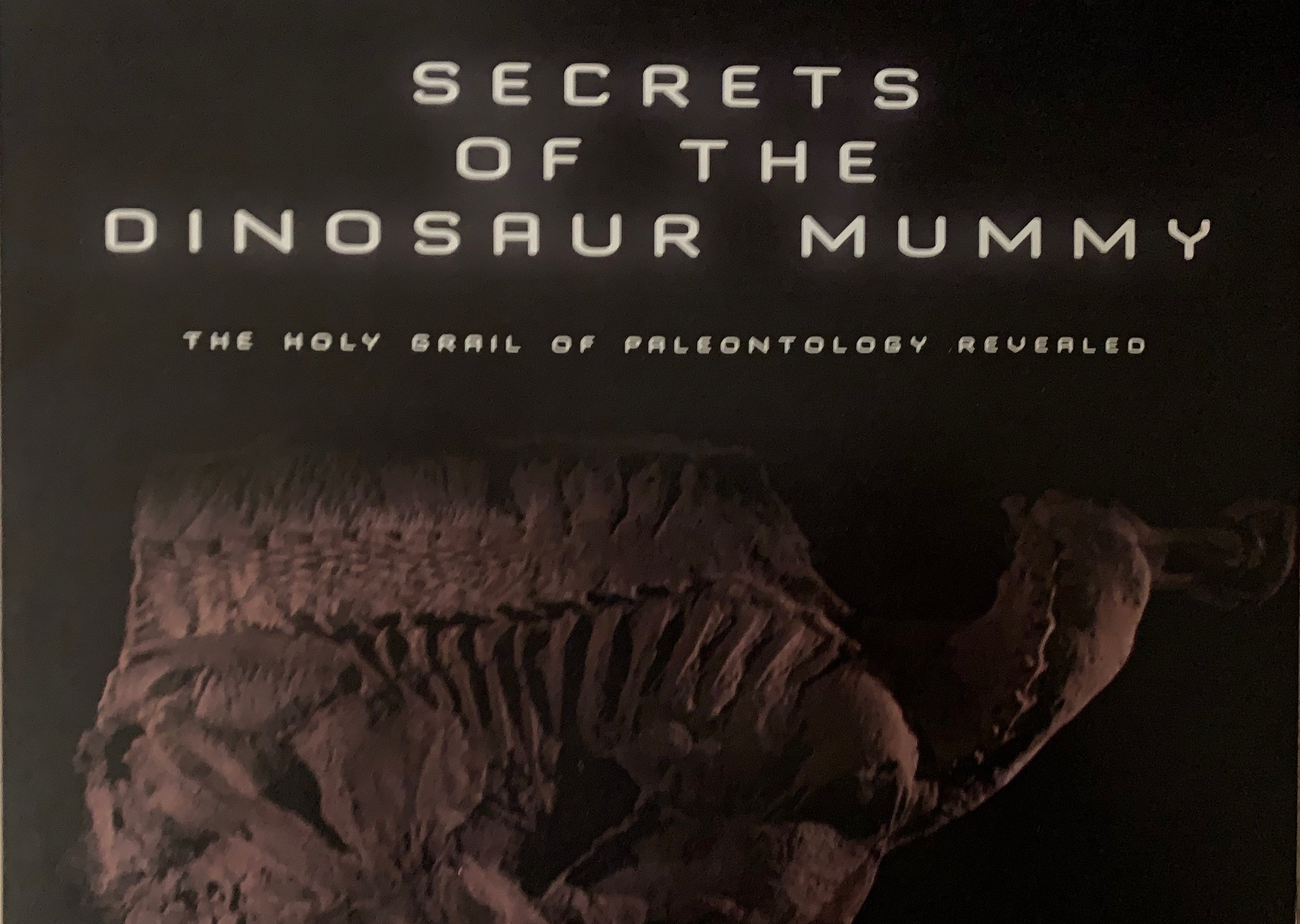 Secrets of the Dinosaur Mummy - A group of fossil hunters uncover not only the bones of a 77 million year old dinosaur, but its mummified and fossilized 'body'. After excavating the duckbill nicknamed 'Leonardo', scientists begin a battery of tests including a radiographic autopsy. Journey along with a team of paleontology experts as they make several astonishing discoveries including the creature's last meal and never-before-seen internal organs.DunnMedia with MidCanada Entertainment and Myth Merchant Films for Discovery Channel